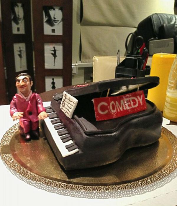 Тот самый торт, предназначенный имениннику