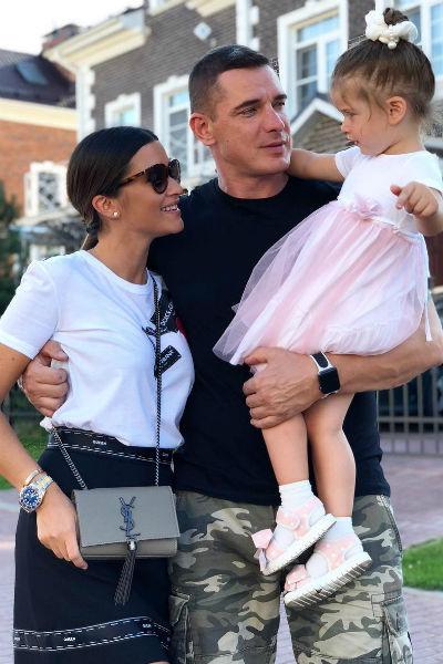 Телеведущая и ее супруг Курбан Омаров невероятно счастливы вместе