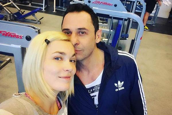 Стас и Юлия Костюшкины иногда тренируются вместе