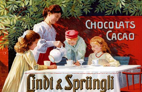 LINDT - искусство совершенного шоколада