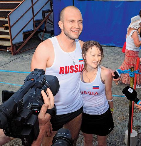 Ради участия в забеге Дима и Настя потратили около 35 тысяч рублей