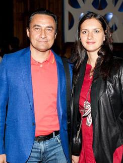 Камиль Ларин и Екатерина Андреева