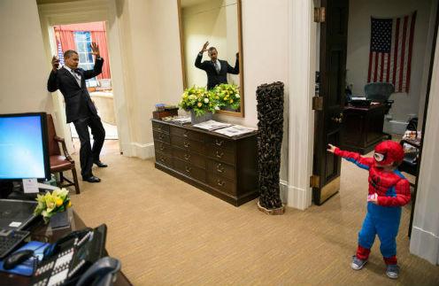 События разворачиваются в Овальном кабинете Белого дома