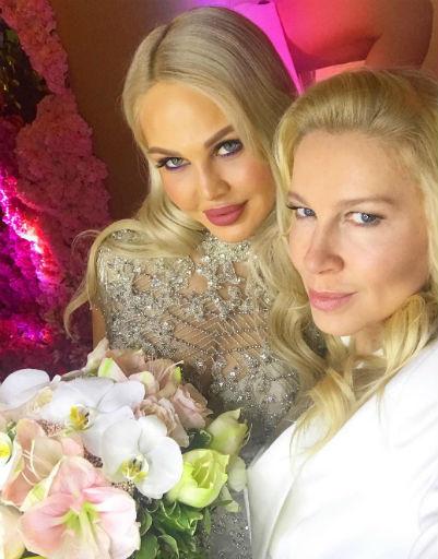 Мария Погребняк и Екатерина Одинцова