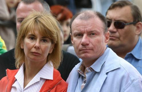 Владимир и Наталья Потанины