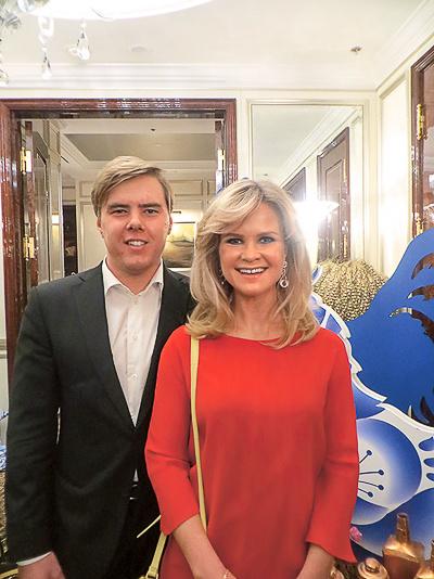 Артем Резаков и Леночка Шкулева