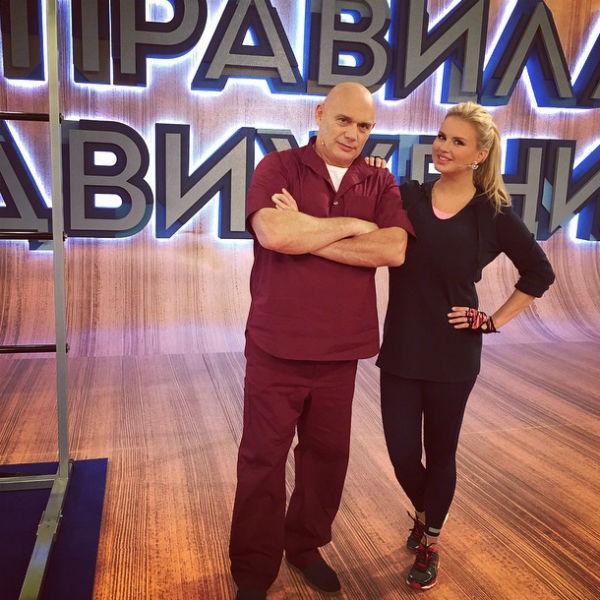 Соведущим Семенович стал профессор Сергей Бубновский