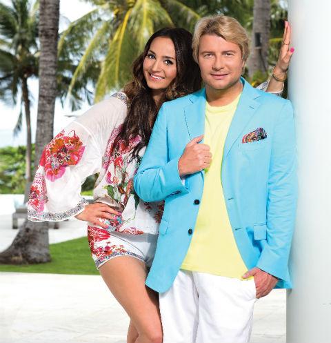 Николай и Софи вместе больше трех лет
