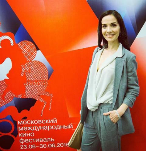 Наталья Орейро на ММКФ представила фильм «Наша Наташа»