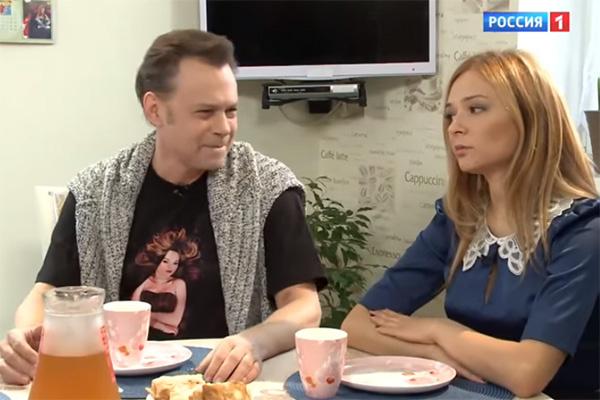 Владимир Левкин и его супруга Маруся