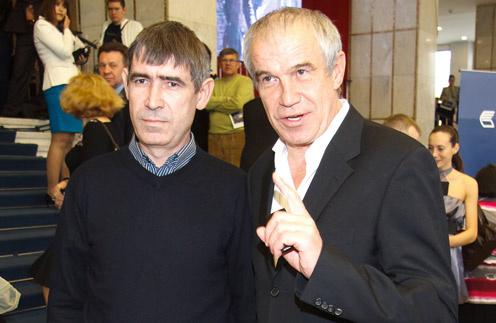 Сергей и Роман Гармаши