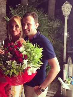 Анастасия Волочкова с Фатихом
