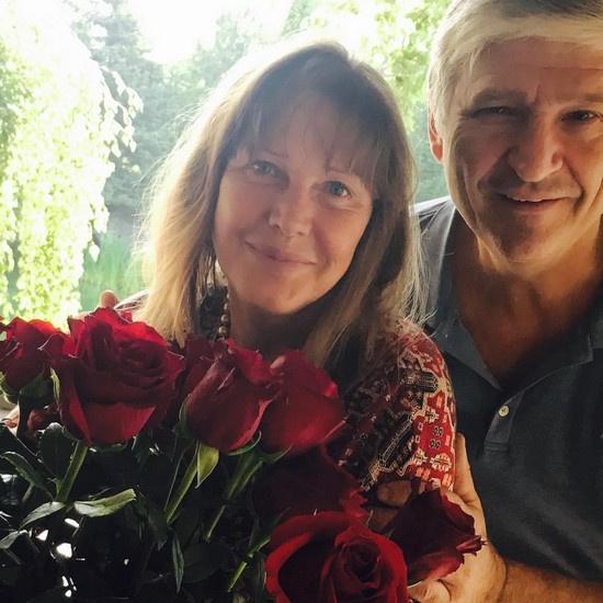 Елена Проклова и Андрей Тришин расторгли брак в 2015 году