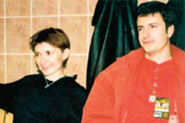 Константин Арбенин был влюблен в Диану, фото середины 90-х