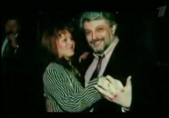 Ирина и Вячеслав Добрынины