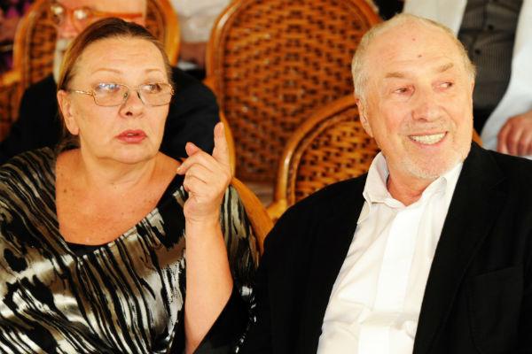 Сергей Юрский И Наталья Тенякова