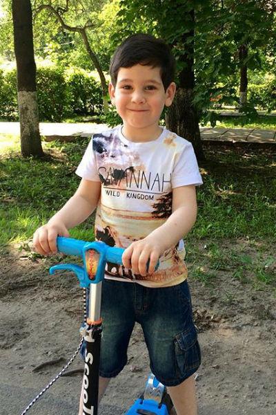 Ролан уже готов к занятиям в саду