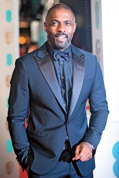 Идрис Эльба был назван в числе первых кандидатов на роль агента 007