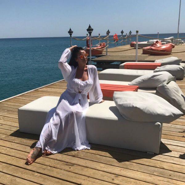 Грачевская пробудет в Турции еще несколько дней