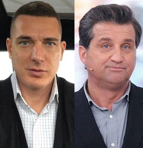 Курбан Омаров и Отар Кушанашвили