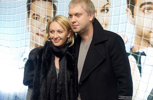 Сергей и Юлия Светлаковы