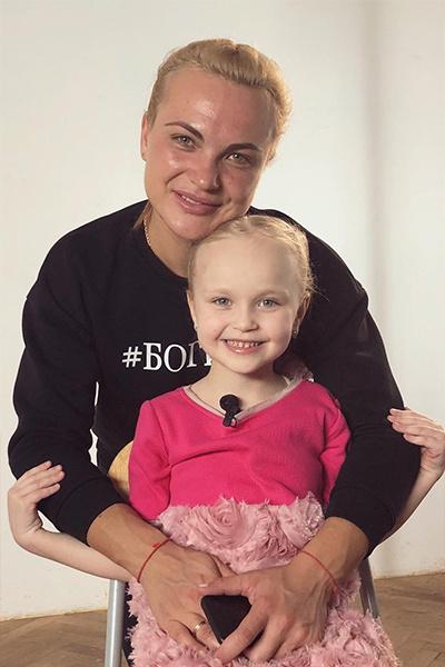 Виктория и ее дочь