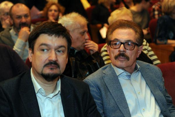 Уже много лет Борис Берман работает в творческом тандеме с Ильдаром Жандаревым