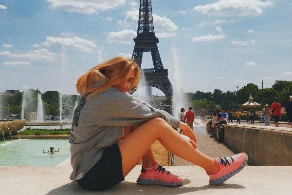 Майя Семак мечтает жить в Париже
