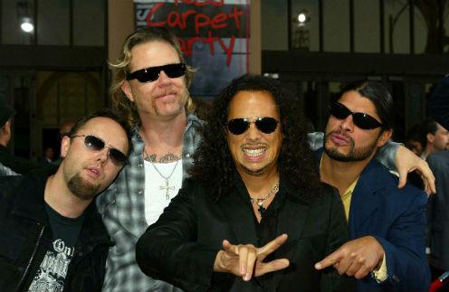 Группа «Metallica»