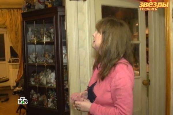 Екатерина много лет живет в скромной московской квартире