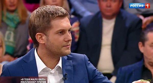 Борис Корчевников вел «Прямой эфир» с 2013 по 2017 годы