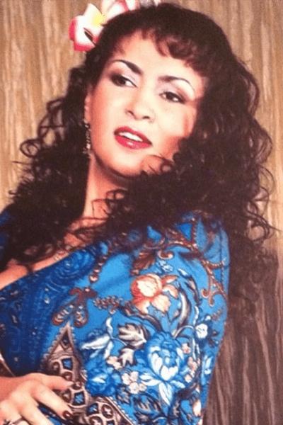 Аза Петренко гордится цыганскими корнями