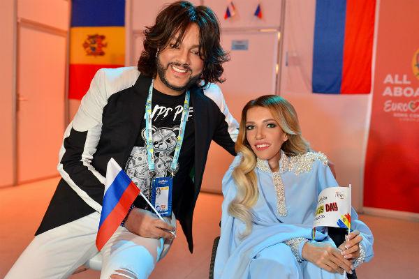 Филипп Киркоров всегда поддерживал Юлию Самойлову