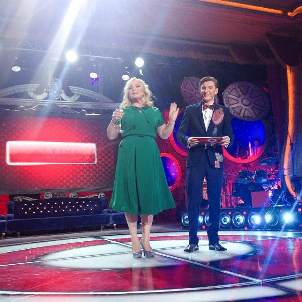 Поздравление от Светланы Пермяковой можно будет услышать в новогоднюю ночь