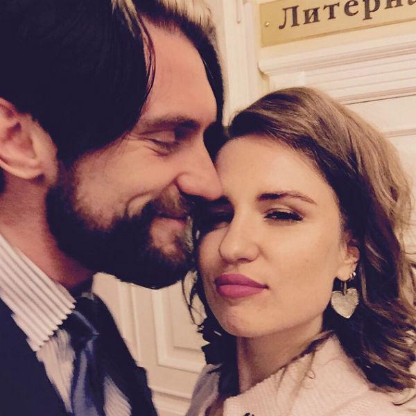 Валерия и Вадим сыграли свадьбу на прошлой неделе