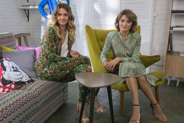 Катя Мухина и Надя Михалкова научат девушек правильно краситься и красиво одеваться