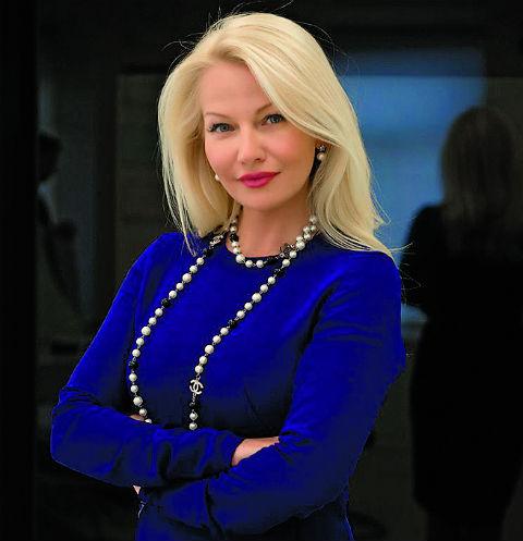 Директор клиники «ДокторПластик» Юлия Карлссон