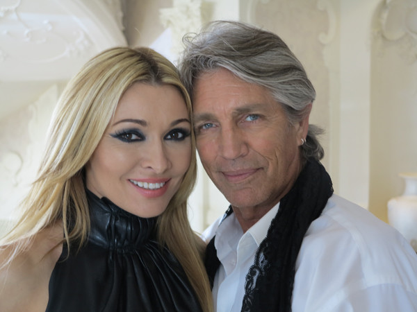 Анжелика Агурбаш и Эрик Робертс сыграли мужа и жену