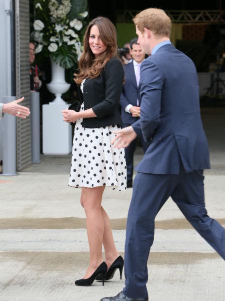 и с принцем Гарри