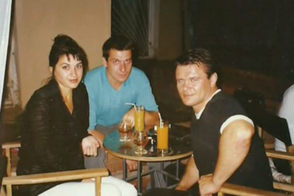 Олег и его супруга Мария вместе уже много лет
