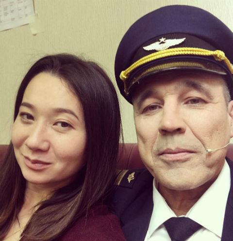 Дмитрий и Ксения Соколовы