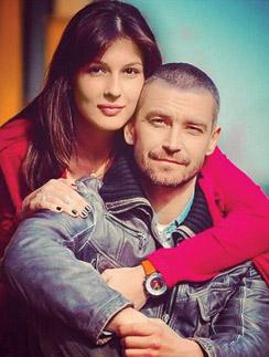 Об отношениях Владимира Кристовского с моделью Ольгой Пилевской стало известно в июле прошлого года