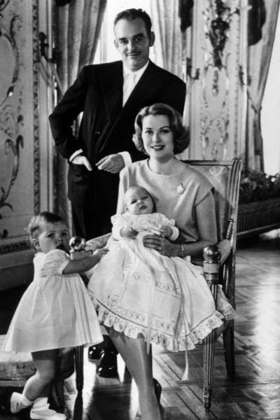 После замужества Грейс Келли переехала в Монако