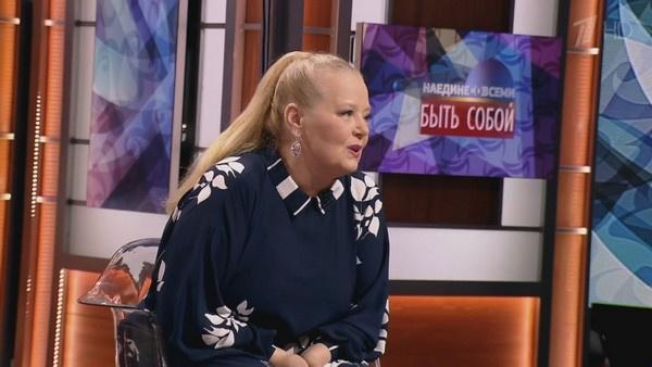 Сейчас Людмила Сенчина счастлива в браке с продюсером Владимиром Андреевым