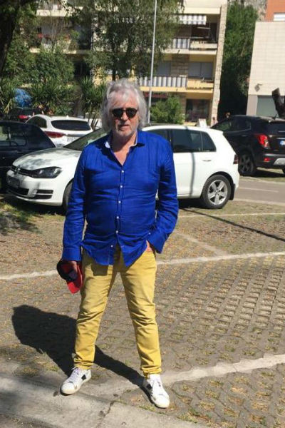 Вячеслав Малежик восстанавливается после инсульта