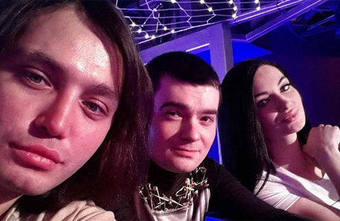 Рустам Солнцев, Венцеслав Венгржановский и Евгения Гусева