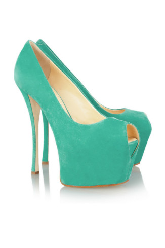 Туфли Giuseppe Zanotti, цена по запросу