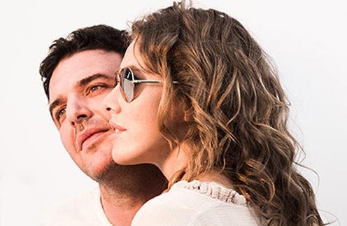 Ксения и Максим в браке уже более полугода. Дату начали отмечать заранее