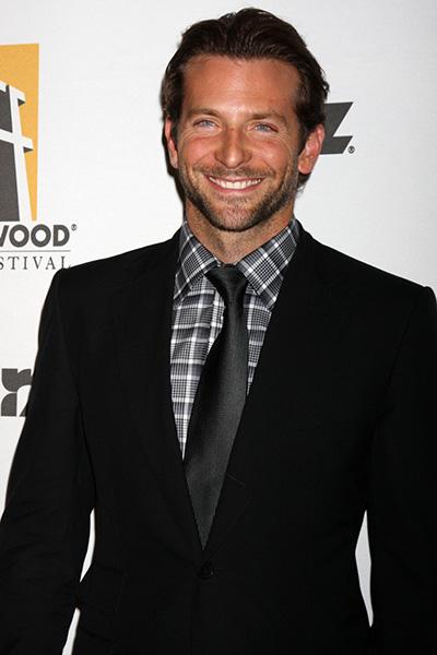Актер Брэдли Купер занял шестую строчку рейтинга