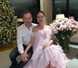 Светлана Меткина родила сына от 68-летнего миллиардера